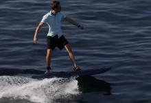 Вышла новая электрическая доска для серфинга Radinn G2X (видео)