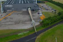 Самый большой в мире ветряк построят в Дании (видео)