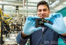Кремниево-перовскитные фотоэлементы Solliance показали эффективность 28,7%