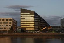 Энергопозитивное здание Brattørkaia производит электричества 2 раза больше, чем потребляет