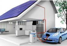 Nissan: владельцы нового Leaf получат бесплатные домашние СЭС в Японии