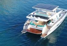 Новые яхты от Serenity: солнечные батареи, бесконечный запас хода и цена от $3,3 млн