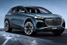 Audi e-tron 2021: в 2 раза более мощное зарядное устройство, новый руль и 22-дюймовые колеса