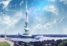 Впервые в мире Cazza распечатает небоскреб на 3D-принтере
