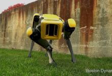 Boston Dynamics показала видео робота нового поколения SpotMini