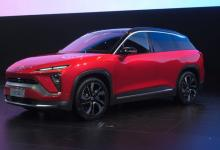 NIO ES6 - новый китайский электромобиль. Характеристики, цена и особенности кроссовера