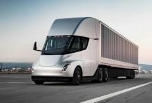 Грузовик Tesla Semi получит запас хода в 1000 км за счет новой архитектуры батарей