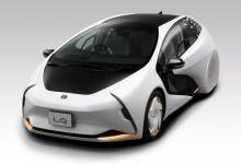Toyota разработала умный электрокар LQ, способный очищать воздух