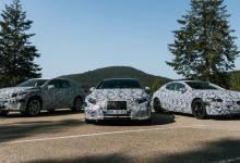 Mercedes-Benz готовит сразу шесть конкурентов моделям Tesla и BMW