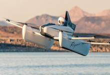 Пассажирский мультикоптер Flyer: стартап Kitty Hawk представил серийную версию (видео)