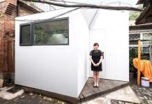 Представлен модульный мини-дом за 10 тыс долларов (видео)