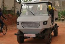 Представлен дешевый электрический внедорожник для африканских сёл