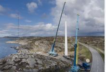 Деревянные ветряки приходят на смену стальным - первый проект запущен в Швеции