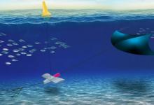 Подводный «воздушный змей» будет собирать энергию течений