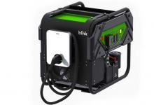 Мобильная зарядная станция для электромобилей Blink Charging за 1 мин обеспечит 1 км запас хода