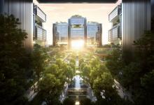 В Шэньчжэне построят транспортный узел с озелененными небоскребами