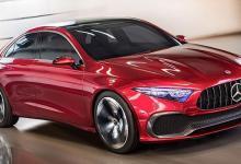 Mercedes-Benz выпустит доступный электрокар в 2017 году