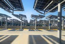 В ОАЭ построили самую большую в мире солнечную парковку