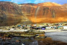 Гидроэлектростанцию на солнечных батареях построят в пустыне