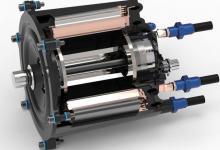 Электродвигатели из армированных полимеров в несколько раз превзойдут по мощности обычные