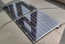 Китайские ученые создали новую солнечную плитку для дорог. Заявленный КПД – 15%