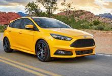 Электрический «Форд Фокус» увеличит запас хода до 177 км