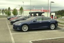Новый тест подтвердил запас хода 644 км у Tesla Model S