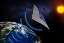 Военные США тоже хотят передавать солнечную энергию из космоса на землю