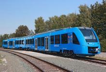 Первый в мире пассажирский поезд на водороде запустят в Германии
