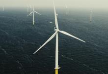 Ветер обеспечил шотландские дома энергией на 136% - новый мартовский рекорд