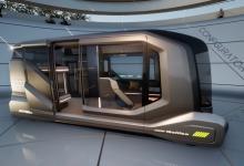 Hymer показала беспилотный автодом будущего (видео)