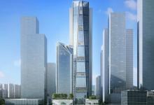 Новый проект Foster + Partners - собирающий дождевую воду небоскреб в Шеньжене
