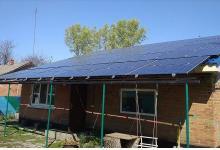 Крышная солнечная электростанция: сколько можно заработать на домашней СЭС и «зеленом» тарифе в Украине