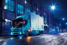 Электрогрузовик Volvo FL Electric выйдет в продажу в следующем году