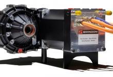 Компактный модуль Swindon Powertrain позволяет превратить любой автомобиль в электрический