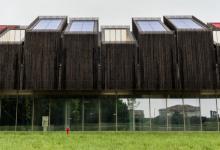 Пассивное здание со 112-ю «умными трубами» обходится без кондиционеров и обогревателей - проект итальянских архитекторов Mario Cucinella