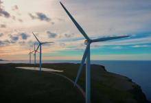Ветровые турбины обеспечили 200% энергопотребностей Шотландии