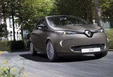 Электромобили Renault начали продавать в Украине официально