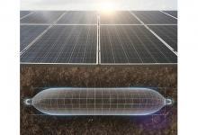 В Израиле будут хранить солнечную энергию в виде сжатого воздуха