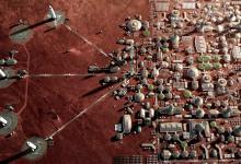 Лучший концепт марсианского города получит $10000 -The Mars Society объявила конкурс