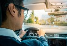 Умные очки Bosch Smartglasses Light Drive улучшат безопасность на дорогах
