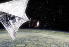 Видео: как работает космический мусорщик. Проект RemoveDEBRIS
