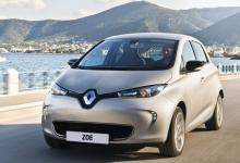 Электрокар Renault Zoe получит увеличенный запас хода