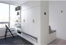Роботизированная мебель IKEA «увеличит» площадь маленьких квартир (видео)
