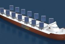 Судно на жестких солнечных парусах EnergySail отправят в рейс в 2018 году