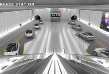 Открыт скоростной автотоннель Boring Company в Лас-вегасе, видео первых поездок