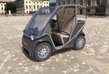 Создан новый солнечный электромобиль с ценой 5750 евро