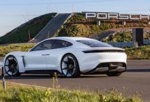 Porsche Taycan: электромобиль Mission E получил новое серийное имя (видео)