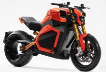Мотор-колесо электромотоцикла Verge TS выдаст крутящий момент на 1000 Н·м