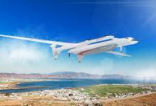 Большой дрон для доставки грузов V400 Albatross представлен Autoflight
